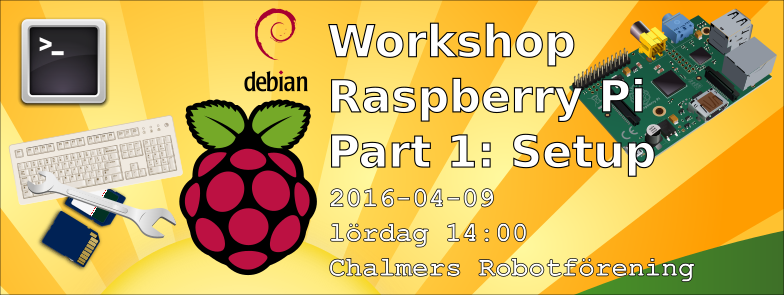 Raspberry Pi - Part 1 Setup