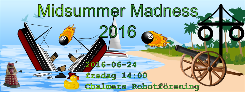 Midsummer Madness 2016