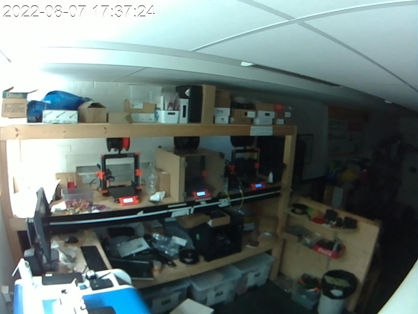 A picture of the webcam Platform