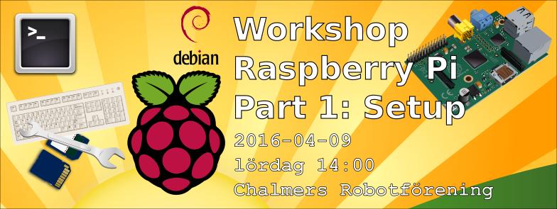 Raspberry Pi - Part 1 Setup