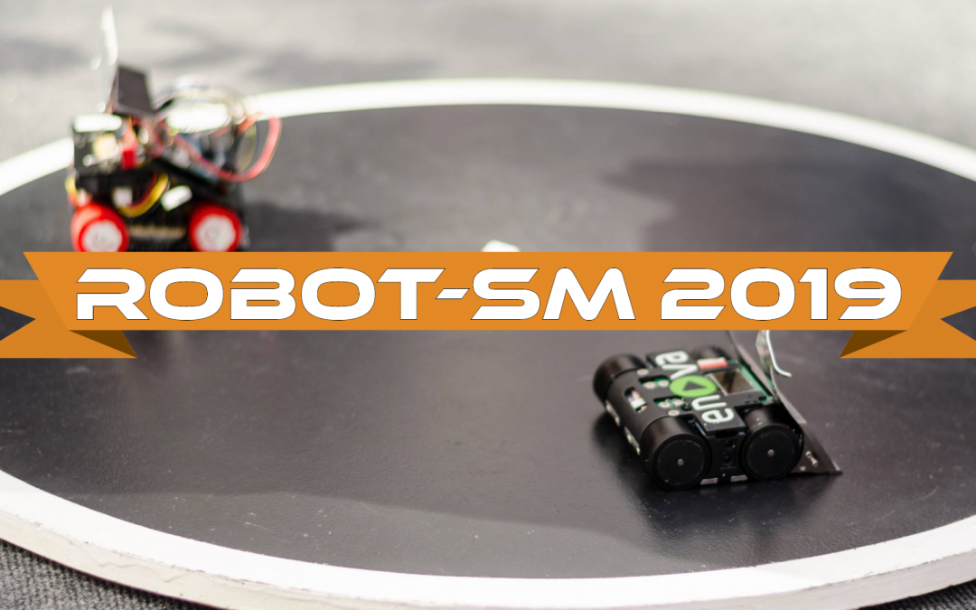 Anmälan till Robot-SM öppnad