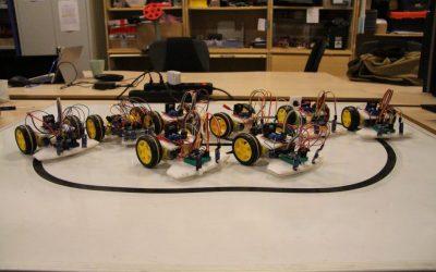 Workshop: Bygg en linjeföljare